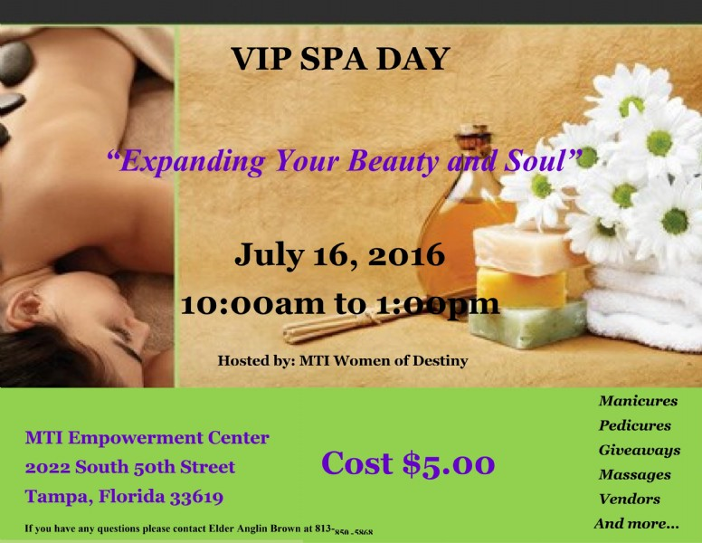 Events for Absolutely you salon