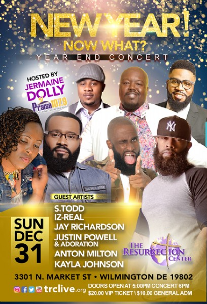 The Resurrection Center Year End Concert @ The Resurrection Center | Wilmington | Delaware | United States