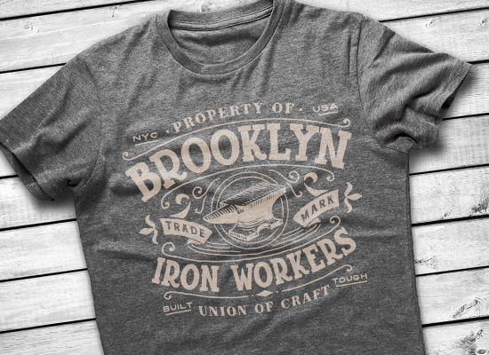 Vintage Shirt Design