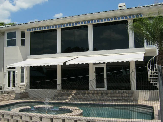 west residential awning gallery retractable awnings patio installation sunsetter a clearwater photo tampa