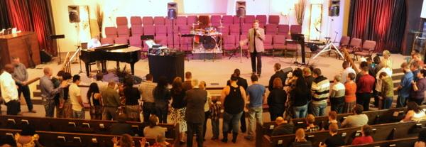 minot assembly of god