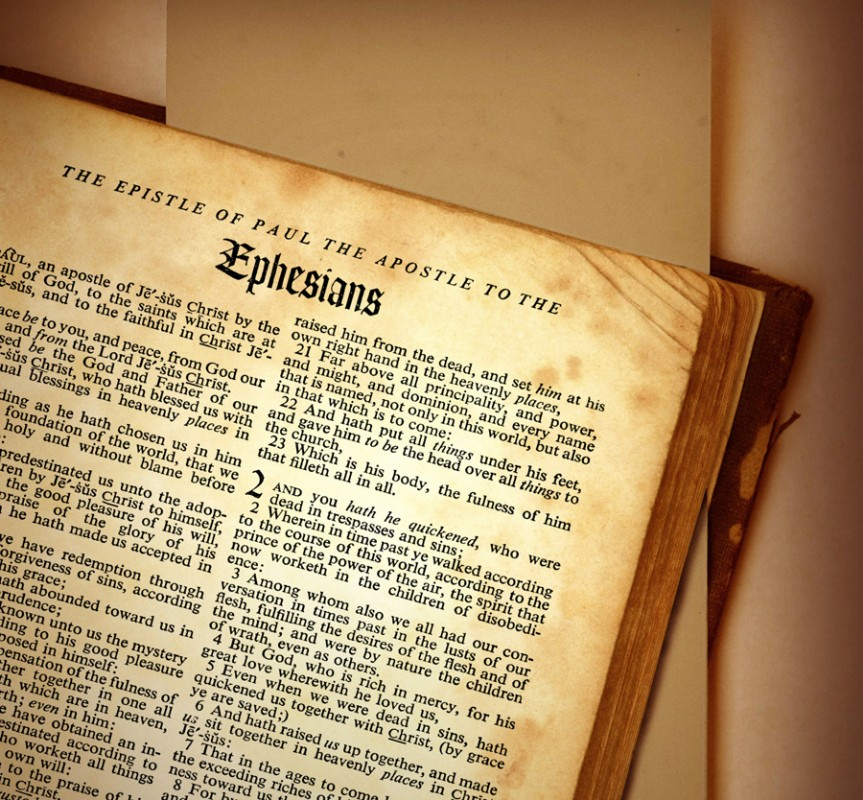 Epistle to the Ephesians - Read and Study the Bible Online