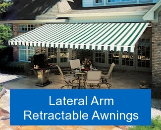Retractable Awnings Residential