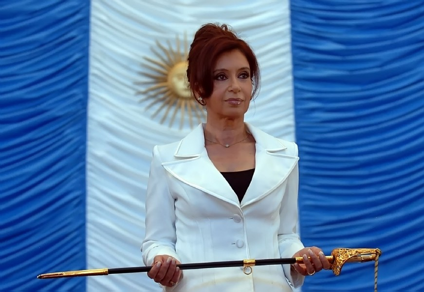 Ms. President of Argentina