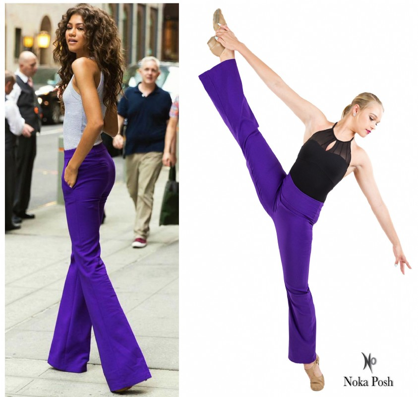 06a68cc28 Four colors to choose from. My favorite is purple! Purple pants are fun,  versatile and easy to style!