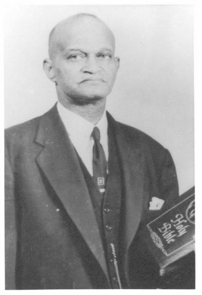 Rev. E. A. Moss