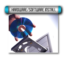 Hardware & Software Install