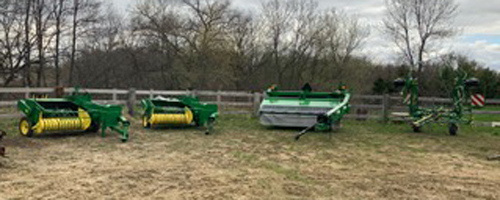 Hay/Farm Equipment