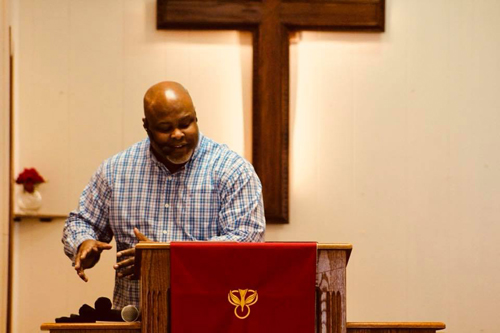 Pastor Will Preaching