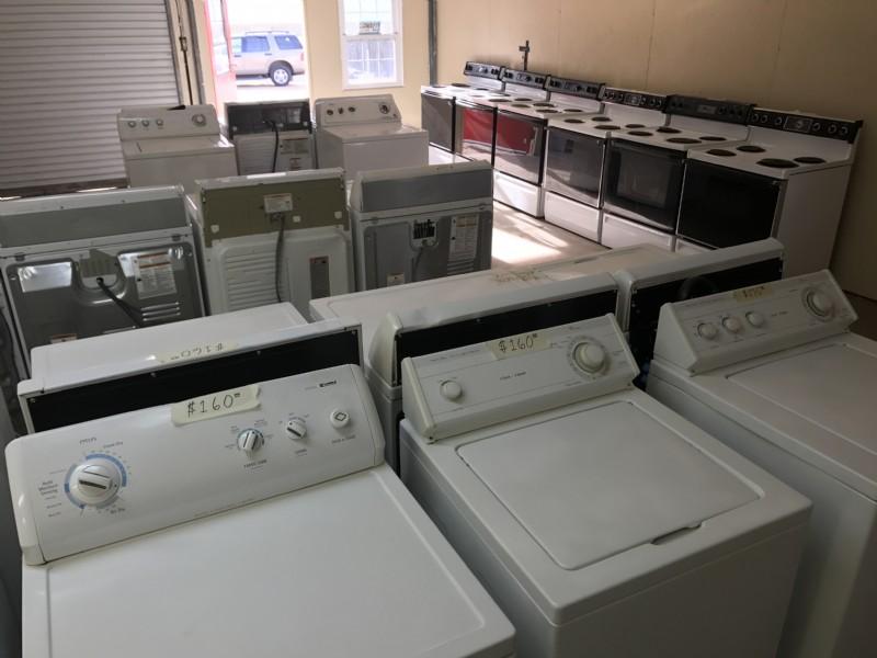 Refurbished Appliances