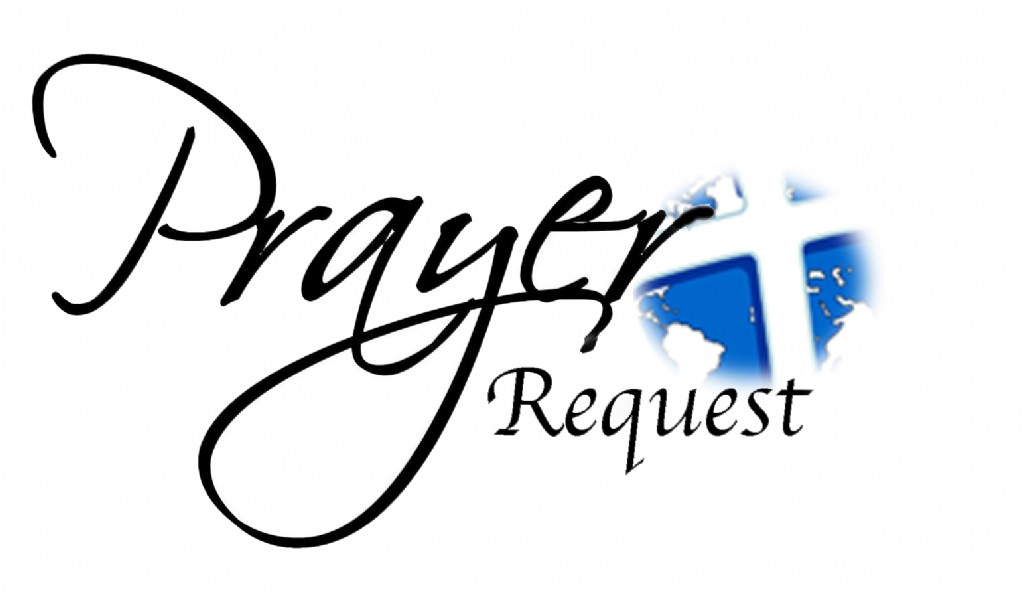 Prayer Request Form | Prayer Request