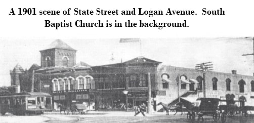 South Baptist Church 1901