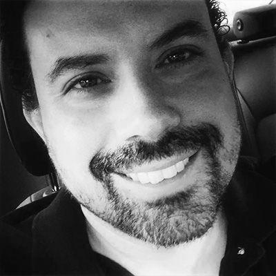 Jose Gomez, Proprietor of House of Shadows